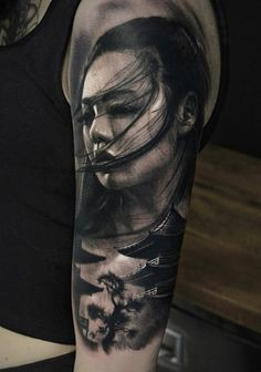 In Japan, you can see two distinctive styles of tattoos, western and Japanese tattoos. A Japanese tattoo refers to Irezumi, its style is called wabori . Japanese Warrior Tattoo, Japanese Tattoo Meanings, Japanese Koi Fish Tattoo, Japanese Tattoos For Men, Japanese Tattoo Designs, Traditional Japanese Tattoos, Japanese Sleeve Tattoos, Geisha Tattoos, Geisha Tattoo Design