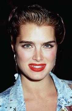 Women of the 90s — Brooke Shields, 1992