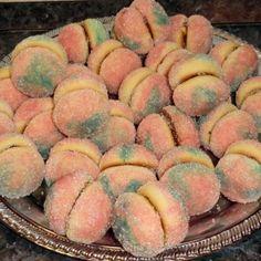 Őszibarack lagzis süti recept Hungarian Recipes, Hungarian Food, Biscotti Cookies, Small Cake, Biscuits, Bakery, Sandwiches, Peach, Sweets
