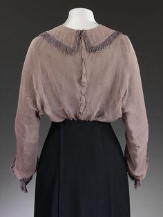 1912 Blouse | Mascotte | V&A