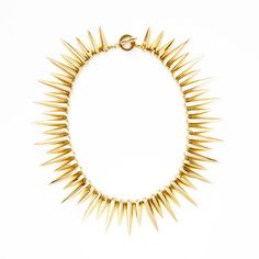 Fang Collar Necklace, $135, now featured on Fab.