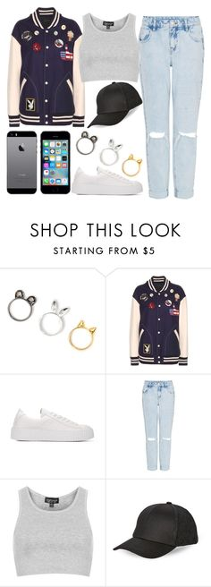 """""""Untitld#1445"""" by mihai-theodora ❤ liked on Polyvore featuring Marc Jacobs, Topshop and BCBGeneration"""