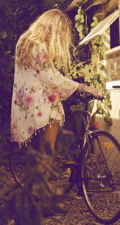 flowers #boho