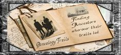 our goal is to help you track your ancestors through time by transcribing genealogical and historical data for the free use of all researchers.