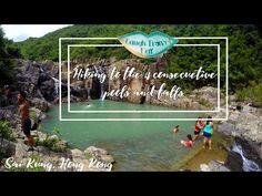 Hong Kong Hiking: Sai Kung - the 4 consecutive pools and falls