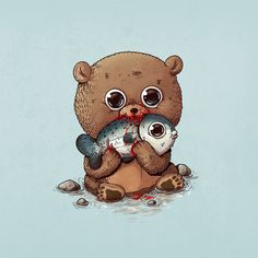 11 adorable illustrations that remind us how cute the circle of life can be