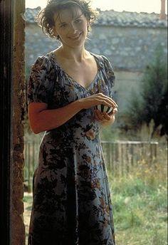 The English Patient (1996) d'Anthony Minghella, avec Juliette Binoche dans le rôle d'Hana. Ce sont les parties du film avec elle que je préfère.