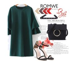 """""""ROMWE 9/VI"""" by saaraa-21 ❤ liked on Polyvore featuring romwe"""