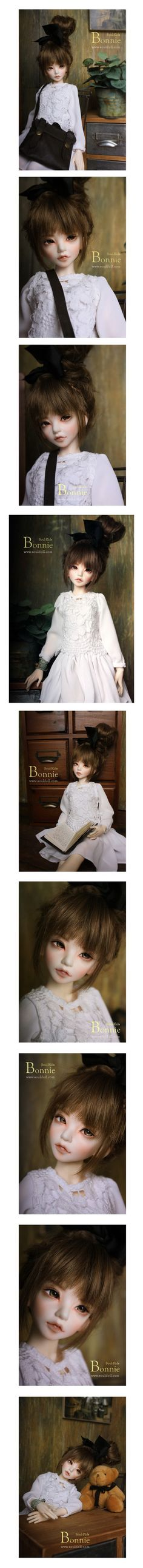 Bonnie 43cm, Soul Doll - BJD Dolls, Accessories - Alice's Collections