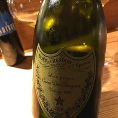 Vintage Champagne.