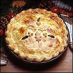 Authentic Tourtiere recipe and instructions, ,