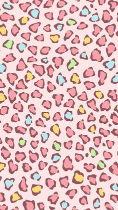 Animal Print Wallpaper, Cute Patterns Wallpaper, Retro Wallpaper, Pastel Wallpaper, Trendy Wallpaper, Pretty Wallpapers, Bedroom Wall Collage, Photo Wall Collage, Picture Wall