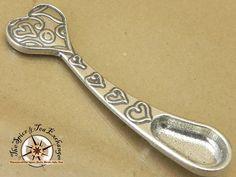 Salt Spoon - Petite Heart