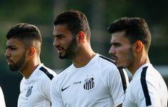 Base forte! Seleção olímpica tem cinco jogadores formados pelo Santos  http://santosfutebolarte.omb10.com/SantosFutebolArte/placar-de-santos-x-chapecoense