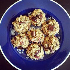 Breakfast cookies!   dawdling darlings