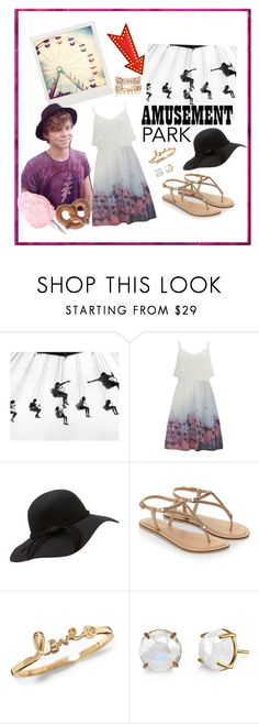 """""""Amusement park day with Ashton"""" by ali-tomlinson21 on Polyvore featuring Pottery Barn, Vero Moda, Accessorize, River Island, women's clothing, women, female, woman, misses and juniors"""