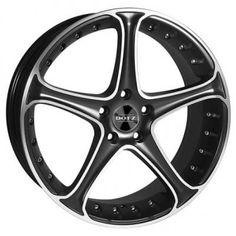 ca925aaf80fe1e Dotz predator 8.0x19 Inch Alloy Wheels Set of 4 Used Cars Online