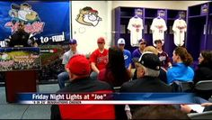 """The Tri-City ValleyCats announced that they will host a three-game series of fundraising Section II baseball at the Joseph L. Bruno Stadium this spring. """"Friday Night Lights at The Joe"""" will benefit the Coaches vs. Cancer advocacy program, as well as renovations for four youth fields."""