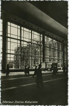 Centraal Station, 1961