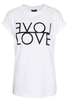 #webwants DDG Editor's shopping list -  Cool and for a Cause! Love these Topshop charity tees, $36