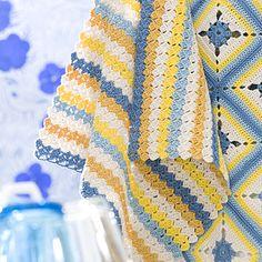 Free Pattern: Crochet Towels
