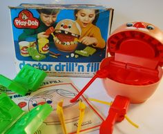 Vintage mr. drill'n fill for tripp's xmas gift... and the real deal for Nick's christmas... yes, im serious!