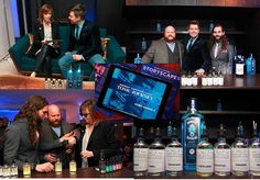 awesome Bombay Sapphire sponsors whats up-tech Storyscapes at Tribeca Film Pageant
