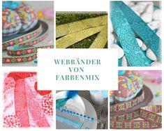 Webbänder mit Ornamenten farbenmix de Webbänder mit Folklore Motive Folklore, Facial Tissue, Design, Beauty, Weaving, Sewing Patterns, Creative, Children, Beleza