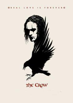 I always loved this movie. #comics #thecrow #Brandon Lee