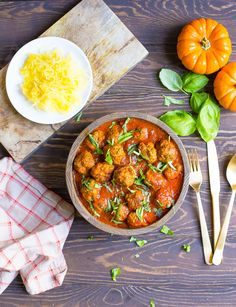Pumpkin Tomato Basil Meatballs is a delicious fall twist on a classic dish! Easy, nutritious, and full of flavor!! Options for both stovetop and Instant Pot. This post has been updated with new pictures and Instant Pot instructions. The beginning of October calls for just about everything pumpkin, and yes, savory dishes too! Although pumpkin...Read More »