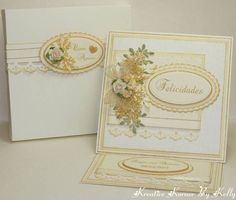Felicidades...That's Congratulations in English by kcs1955 - Cards and Paper Crafts at Splitcoaststampers