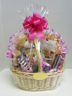1000 Images About Gift Baskets On Pinterest Gift