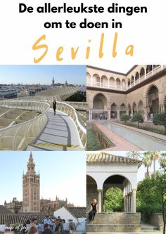 The best things to do in Sevilla, city trip Sevilla, Sevilla tips, Spain travel, what to see in Sevilla - Map of Joy Backpacking Spain, Places To Travel, Places To Visit, Stuff To Do, Things To Do, Spain Culture, Spain Holidays, Cadiz, Andalusia