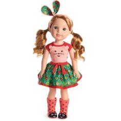 Willa Doll | WellieWishers | American Girl--WellieWishers® Doll Giveaway…