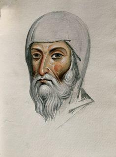 See the source image Byzantine Icons, Byzantine Art, Religious Icons, Religious Art, Paint Icon, Best Icons, Catholic Art, Orthodox Icons, Dance Art
