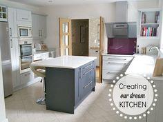 Creating our dream kitchen - mum in brum