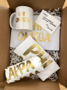 Kappa Delta Sorority, Sorority Bid Day, Sorority Gifts, Theta, Bid Day Gifts, Bid Day Themes, Greek Gifts, Big Little Gifts, Day Bag