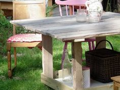 awesome kitchen pallet table