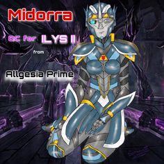 This is my OC for book of my friend Allgesia Prime - I LOVE YOU, SIR II