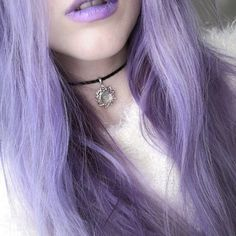 Need to find a lipstick that matches my hair