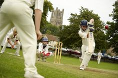 King's Ely cricket
