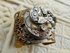 Love this! Time Gone By Cuff #2