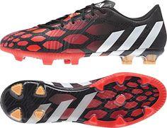 timeless design 1d898 6a8d6 adidas Black Red Predator Instinct Firm Ground at Next · Football ShoesSoccer  ShoesBest ...