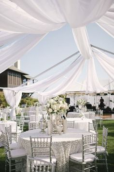 Featured Photographer: Paul Johnson Photography; Wedding reception idea.