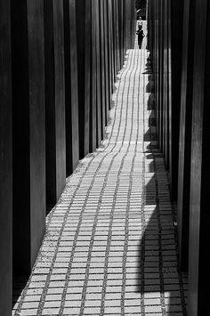 Germany Berlin Holocaust Memorial Museum