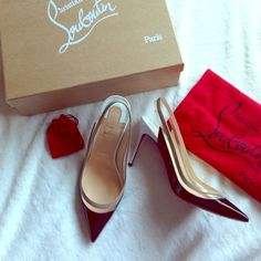 Christian Louboutins | Christian Louboutin Shoes, Louboutin Shoes ...
