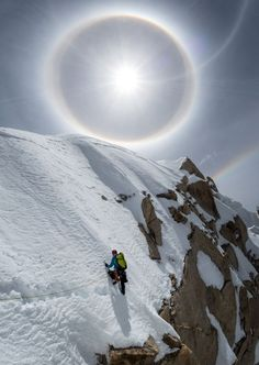 2015 National Geographic Photo Contest | National Geographic - Ice Halo