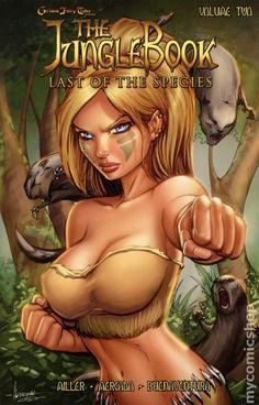 Grimm Fairy Tales Jungle Book Last of the Species 2 C2E2 Exclusive