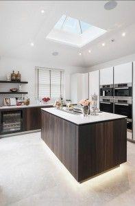 Contemporary Kitchen. Beautiful Contemporary Kitchen Design Ideas. #Contemporary #Kitchen