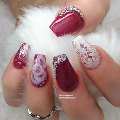Cute nails                                                                                                                                                                                 More